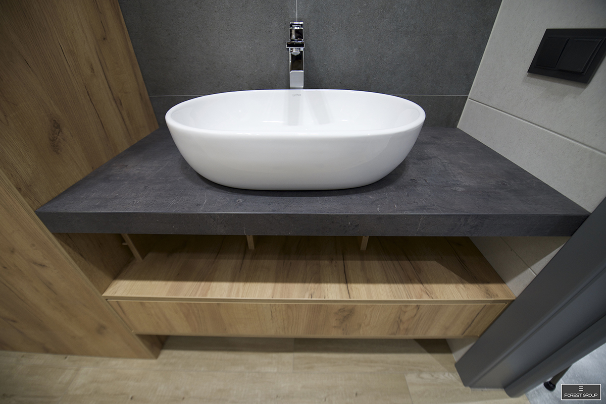 Washbasin by Forrest Group - HPL Fundermax photo №0