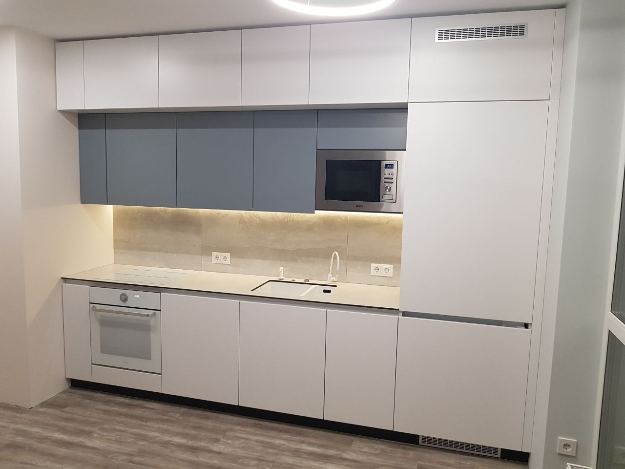 Kitchen by In Place Workshop