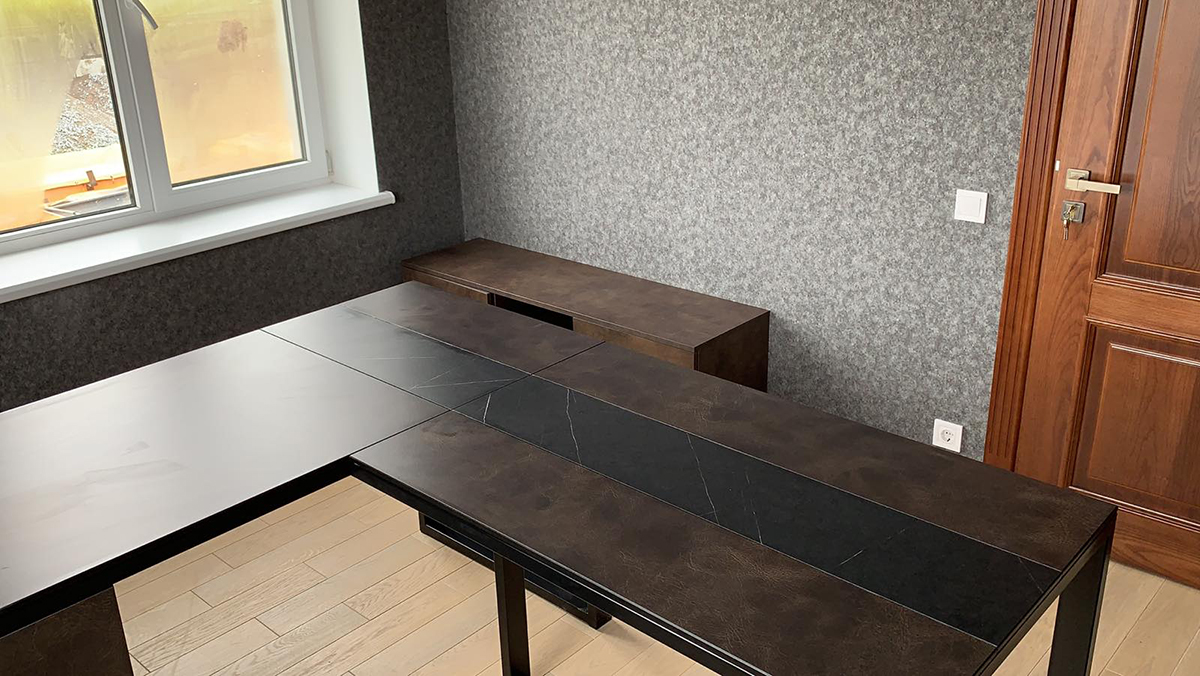 Office table by Prostir studio