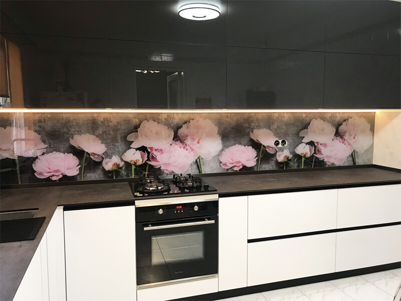 """The Peonies"" kitchen"
